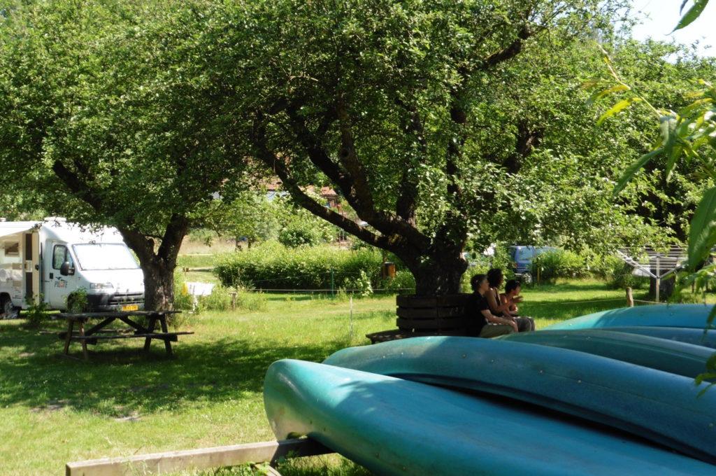 campingplatz niederfinow